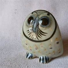 painted pottery owls - Yahoo Image Search Results