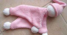Tricoter un Doudou Lutin