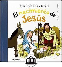 El Nacimiento De Jesús (Cuentos de la Biblia) de Cristina Sans Mestre ✿ Libros infantiles y juveniles - (De 3 a 6 años) ✿