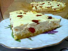 Cheesecake cu goji | Dieta Dukan