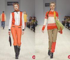 (7) Olga Timkova-Lyakhovska for TM STOLICHNY - Ukrainian Fashion Week: Jeanswear 2013-2014 Fall Winter Womens Runways