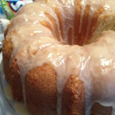 Louisiana Crunch Cake – the texture is soo nice & rich & moist. One of my all time favorite southern classic desserts.