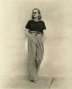 Joan Bennett.