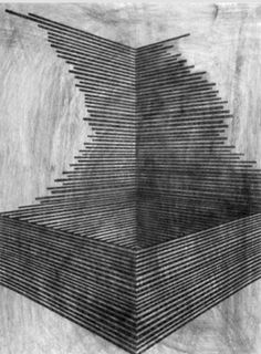 Danny Jauregui is a Los Angeles based contemporary artist working in a variety of media including painting, drawing, photography and sculpture. Abstract Drawings, Art Drawings, Abstract Art, Sketchbook Drawings, Op Art, Inspiration Art, Sketchbook Inspiration, Geometric Art, Geometric Drawing