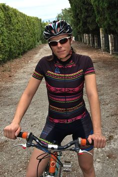 22900c601 JLVelo Women s Tribal Cycling jersey and short are so soft and comfy they  will become your