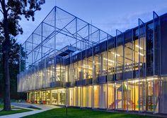 Fala Park sport center by PL. architekci