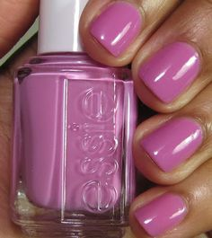 Essie ~ Splash of Grenadine This color is perfect for spring