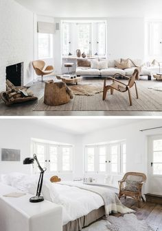 A NATURAL STYLE HOME DESIGNED BY PETER IVENS | THE STYLE FILES
