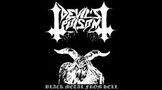 Devil's poison black metal from Hell