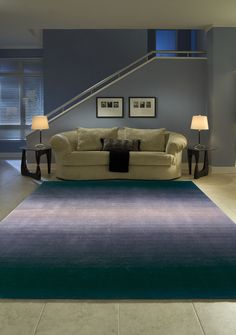 Momeni Metro Area Rug - This Midnight Black rug is an excellent choice for your home.