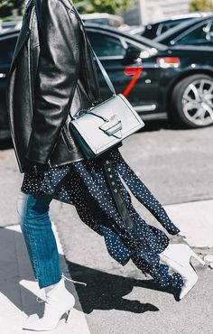 The Best Shoppable Street Style Looks of 2016 (So Far) via @WhoWhatWear