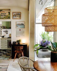 Alte Möbelstücke lassen sich durch moderne Möbel ganz wunderbar ergänzen.