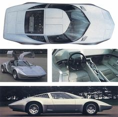 Corvette XP882 concept
