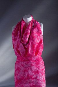 Creative Company | 50 Silk Scarves: Hot pink crush Creative Company, Silk Scarves, Hot Pink, Craft Projects, Crafts, Fashion, Moda, Manualidades, Fashion Styles