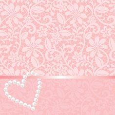 Lace Background Vector Art Illustration