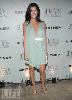 Hilary Rhoda - Tiffany Blue Summer dress