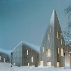 Reiulf Ramstad Arkitektur creates spiky roofline for Romsdal Folk Museum in Norway. World Architecture Festival, Famous Architects, Dezeen, Nordic Design, Green Building, Interior Architecture, Public Architecture, Landscape Architecture, Interior Design