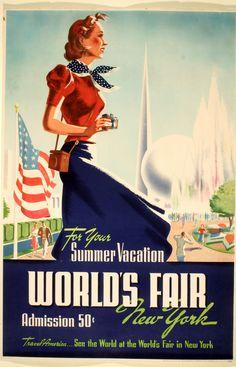#newYork #worldsfair