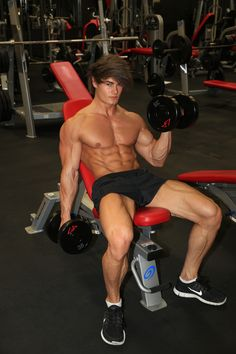 Jeff Seid | Official website of men's physique competitor, fitness ... Fucking gorgeous: hair and bod