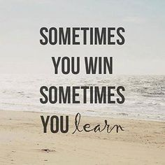 learn and win picture quote
