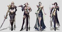 Aion 2.5: Abyssal Splinter Set - The Art of Aion Online
