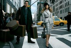 A look back the quintessential New York style of Sarah Jessica Parker in Sex and the City.