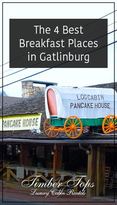 The 4 Best Breakfast Places in Gatlinburg