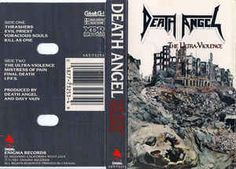 Death Angel (2) - The Ultra-Violence: buy Cass, Album at Discogs