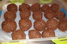 Rumkugeln aus Kuchenresten, ein sehr schönes Rezept aus der Kategorie Konfiserie. Bewertungen: 48. Durchschnitt: Ø 4,2.