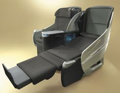 Japan Airlines Unveils Novel First Class and Business Class Seating
