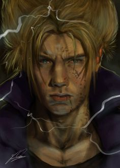 Trunks DBZ Portrait by Jay-Carpenter.deviantart.com on @deviantART