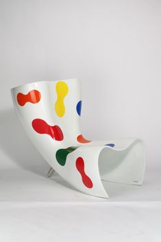 Marc Newson, Felt Chair (1993)