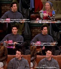 Oh Joey !!