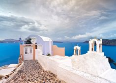 SANTORINI, Greece... The MOST Beautiful Place I have ever been