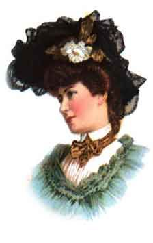 Edwardian Hats patterns