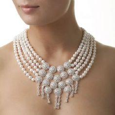 Newbridge silverware Grace Kelly Neckpiece