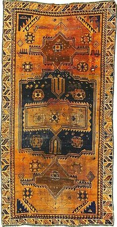 This Antique Authentic Persian Shiraz rug is Hand Knotted of 100% Natural Wool and has 100 knots per square inch