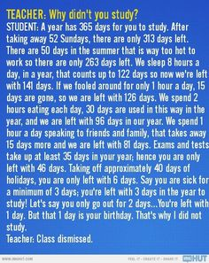 XD HOW DID U CALCULATE THAAAAT, wait fid u spend most of ur tine to say that or is that wat u actslly did