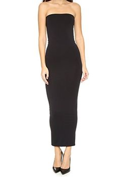 Wolford Womens Fatal Dress Black Medium -- Click image to review more details.