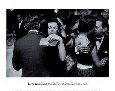 Garry Winogrand,El Morocco, 1955 Lámina