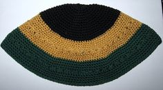 Tribe of Levi Kippa by AriellaHannah on Etsy, $35.00