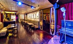 The Red Room | KGB Bar's Upscale Upstairs Brother | New York City | NYC | Venue