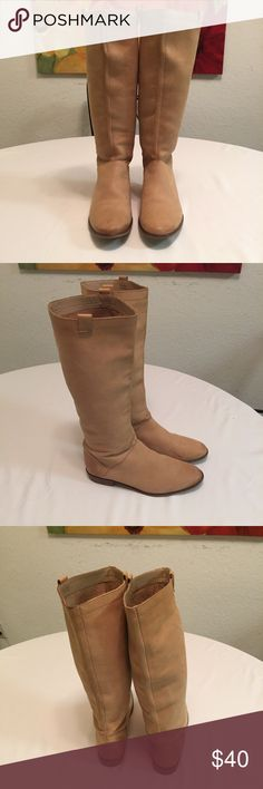 Zara Women's Boots Zara Women's Boots Size 9 Zara Shoes Heeled Boots