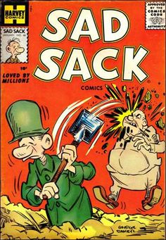 Sad Sack Cartoon | Sad Sack #66