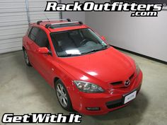 Rack Outfitters - Mazda Mazda3 Thule SILVER AeroBlade EDGE Base Roof Rack '04-'13*, $449.85 (http://www.rackoutfitters.com/mazda-mazda3-thule-silver-aeroblade-edge-base-roof-rack-04-13/)
