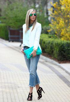 @roressclothes closet ideas #women fashion Stylish Outfit Ideas with Boyfriend Jeans