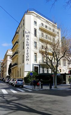 Hotel Nice France 5 Star Hotels, Best Hotels, Hotel Nice, La Malmaison, Nice France, Award Winner, Street View, Travel, Nice