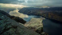 Preikestolen (The Pulpit Rock) - Forsand, Norway
