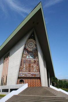 Parliament House, Port Moresby