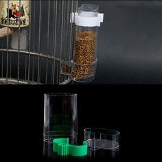 Bird Pet Drinker Food Feeder Waterer